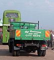 City Skips truck XJG 383, 2005 HCVS London to Brighton run.jpg