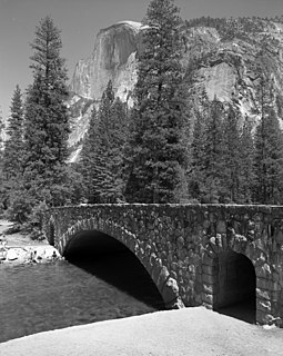 Yosemite Valley Bridges United States historic place