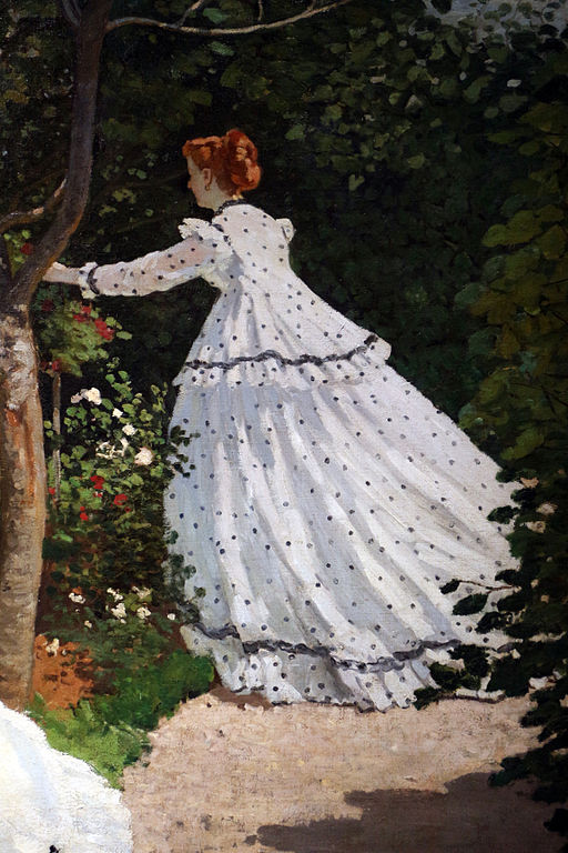 File Claude Monet Donne In Giardino 1866 Ca 04 Jpg