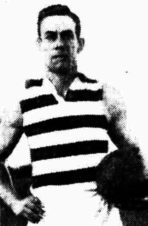 1925 VFL Grand Final - Cliff Rankin