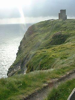 Falaises de Moher — Wikipédia Cliffs Of Moher