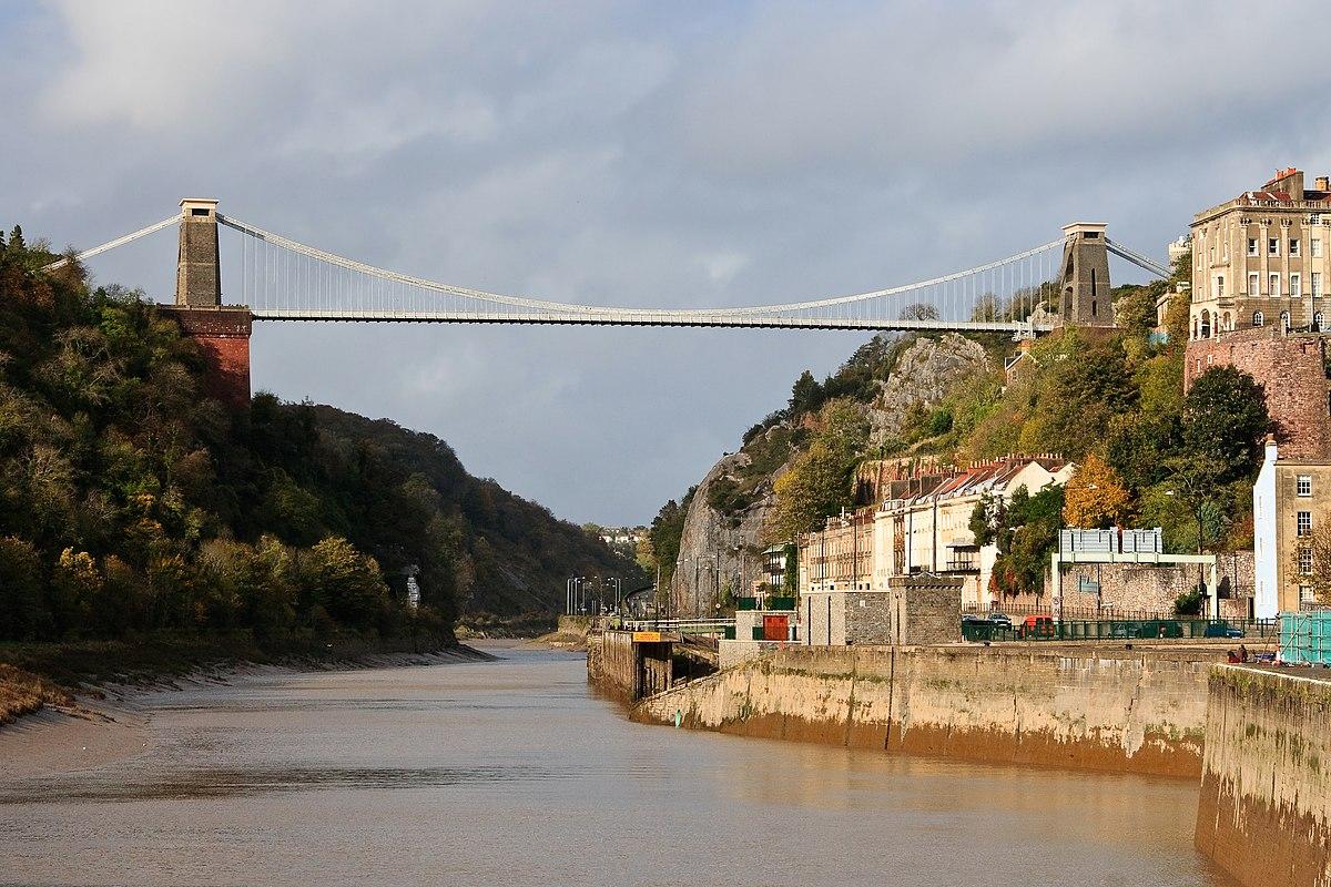 Clifton Suspension Bridge - Wikipedia