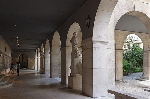 Cloitre Cordeliers Paris
