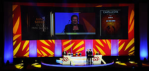 Monte-Carlo Television Festival - Golden Nymph Awards Ceremony