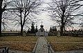 Cmentarz wojenny nr 260 Zabawa, Małopolska.JPG