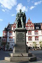Das Prinz-Albert-Denkmal in Coburg (Quelle: Wikimedia)