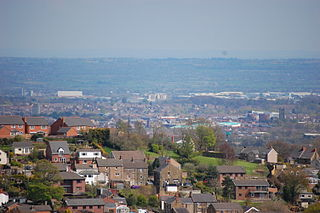 Coedpoeth Human settlement in Wales