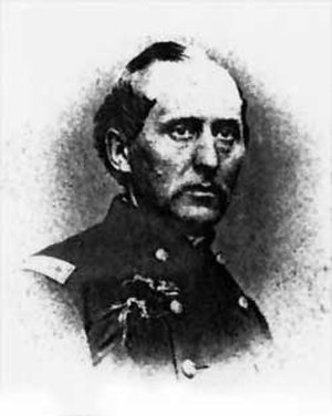 125th New York Volunteer Infantry Regiment - Col. Levin Crandall, commanding officer of the 125th New York Volunteers