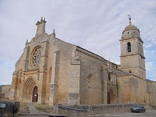 Church of Nuestra Señora del Manzano, Castrojeriz Castrojeriz