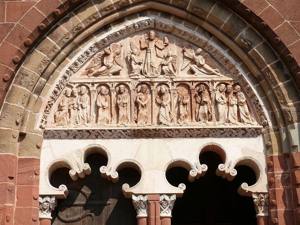 Collonges-la-Rouge - Église Saint-Pierre - 7.jpg