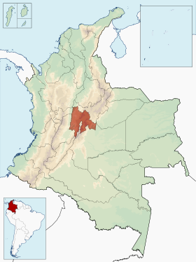 Image illustrative de l'article Cundinamarca