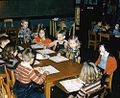 Color film strip depicting various photos of scenes and statistics from c.1949-1950's Duplin County Schools, PhC.188. From Photograph Collections, State Archives of North Carolina, Raleigh, NC. (9016769773).jpg
