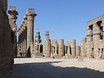 Columns at Luxor Temple.JPG