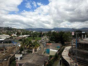 Comayagüela City Mall site