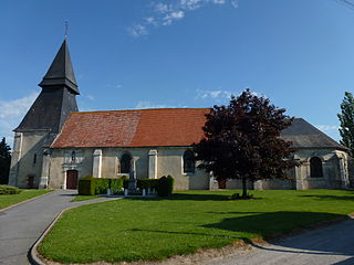 Combon Commune in Normandy, France