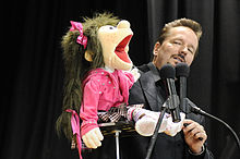 Comedian Terry Fator on stage.jpg