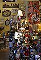 Comerç de regals al Castell de Guadalest.JPG