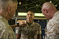 Commandant and Sergeant Major of the Marine Corps visit Marines and Sailors of SP-MAGTF Crisis Response 140902-M-PA636-063.jpg