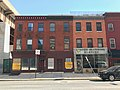 Commercial block proposed for demolition, 347-357 N. Calvert Street, Baltimore, MD 21202 (40068057242).jpg