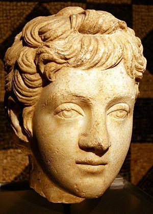 Commodus, Roman Emperor, 180-192 AD.