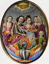 Conclusia for the Order of succession (1717, Hermitage).jpg