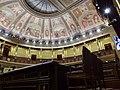 Congreso de los Diputados, parte trasera de la tribuna, Madrid, España, 2015 01.JPG