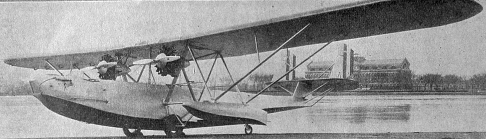 Consolidated XPY-1 Aero Digest February 1929