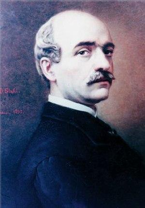 Romanian literature - Vasile Alecsandri