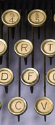 Continental Standard typewriter keyboard - key detail.jpg