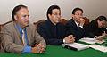Conversatorio con la prensa sobre temas económicos (ALBA y SUCRE) ofrecido por el Canciller Falconí, el Ministro Borja y el Viceministro Oleas (4031738629).jpg