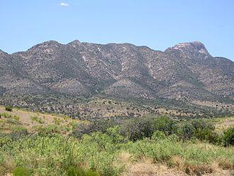 Cookes Range - Cooke's Range BLM  Wilderness Study Area