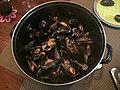Cooking mussels from Zeeland (Netherlands 2016) (28999314305).jpg