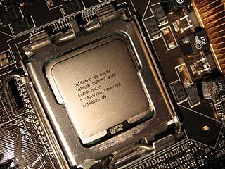 Kentsfield (microprocessor)