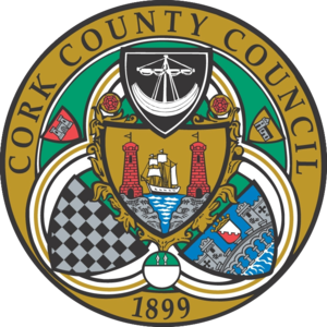 Gaelic Athletic Association county - Image: Cork county arms