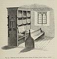 Corpus Christi College Library Willis 1886 Vol 3 architecturalhis03will 0 0467.jpg