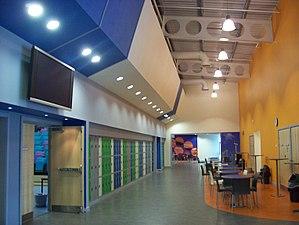 Dingwall Academy - Main Corridor
