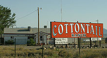 The Cottontail Ranch in 2006.
