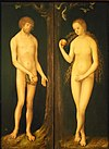 Cranach Adam u Eva @ Herzog Anton Ulrich Museum (1) .JPG