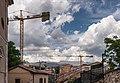 Cranes - L'Aquila, Italy - August 14, 2019.jpg