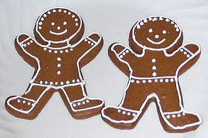 Gingerbread - Gingerbread men