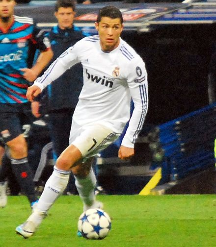 Cristiano Ronaldo, the first player ever to score against every team in a single season in La Liga - Real Madrid C.F.