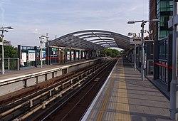 Crossharbour DLR station MMB 03.jpg