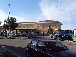 Crotone railway station