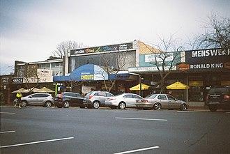 Croydon, Victoria - Shops in Croydon