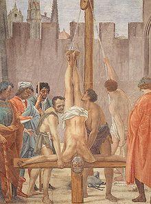 Ordinaire ou mortelle, la persécution dans Communauté spirituelle 220px-Cruc_pet