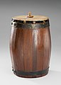 Cuíca friction drum, ,Smithsonian, made before 1942.jpg