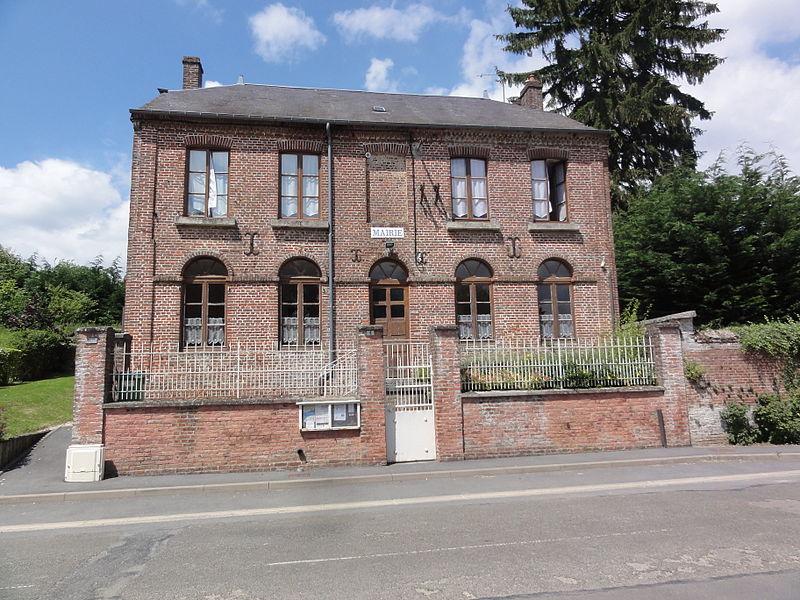 Cuiry-lès-Iviers (Aisne) mairie