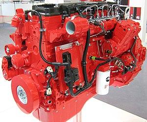 Cummins B Series engine - Image: Cummins Engine (LKW)