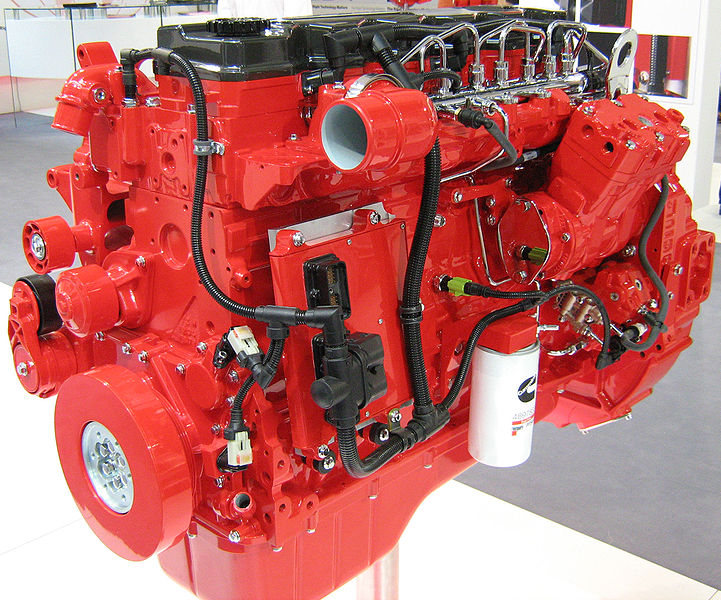 File:Cummins Engine (LKW).jpg