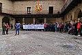 Día Internacional de la Mujer 2018, paro y manifestación en Albarracín, Teruel, 02.jpg